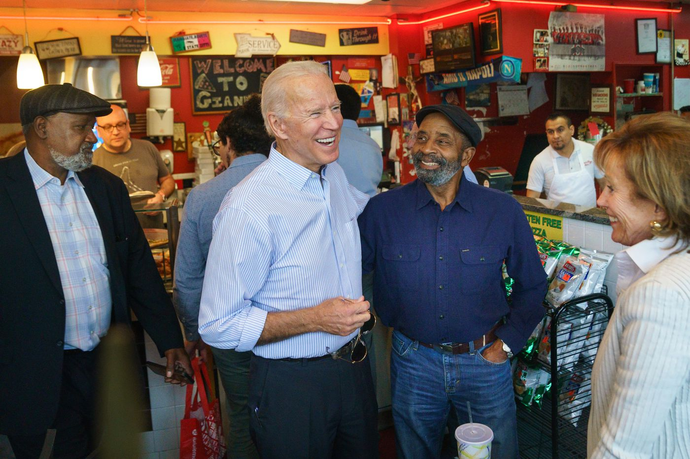 Joe Biden chooses Philadelphia for 2020 presidential campaign headquarters