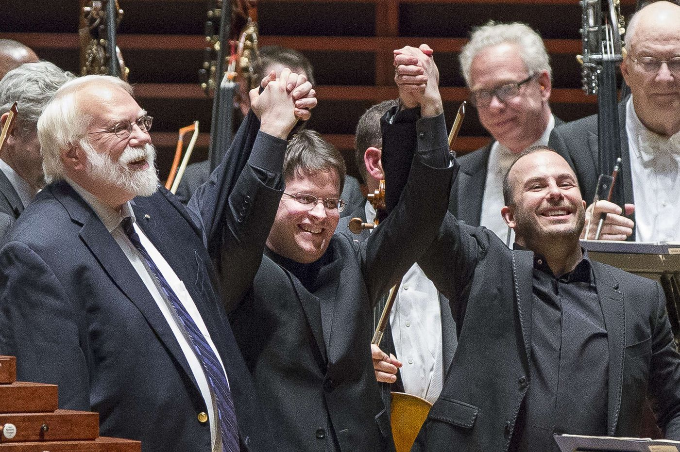 War breaks out right on time in new Rouse 'Organ Concerto'