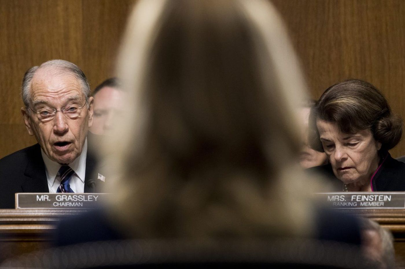 Kavanaugh hearing: Eight extraordinary hours of tears, anger, political theater on Capitol Hill