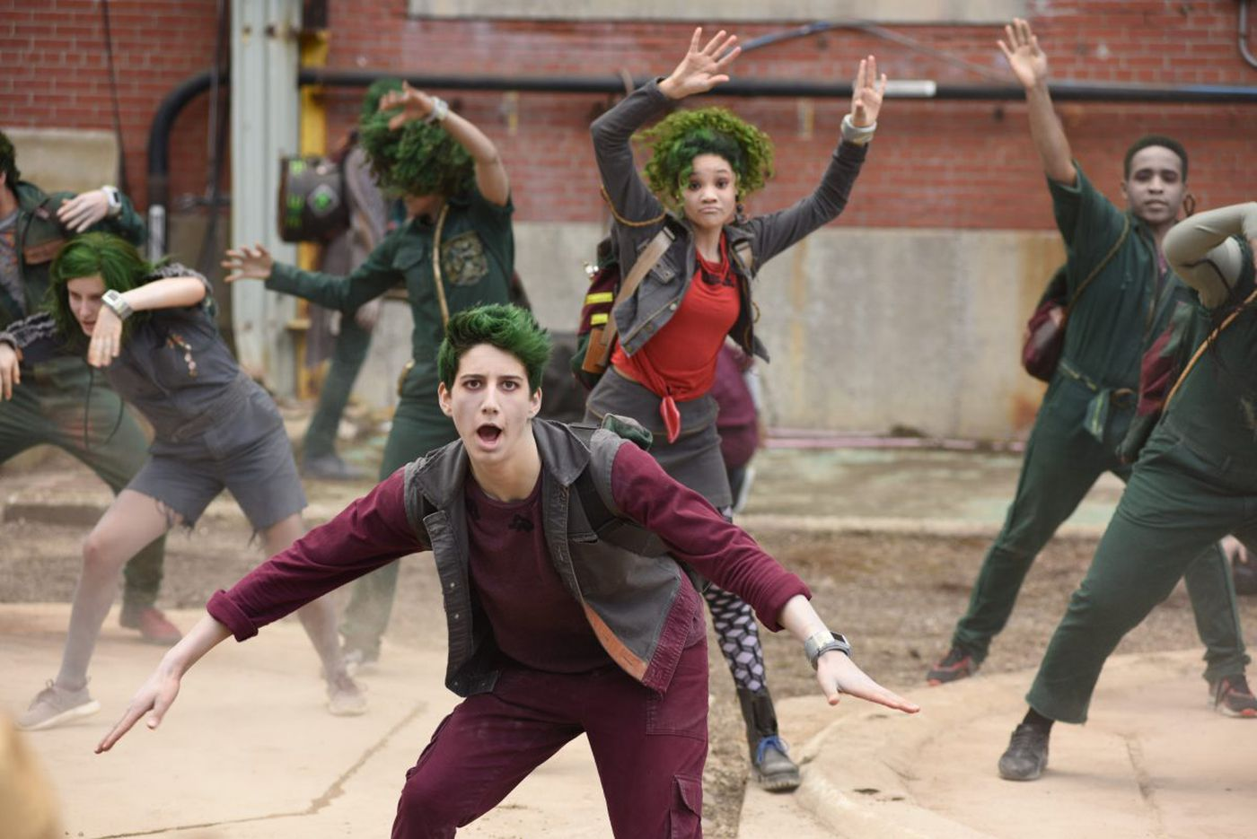 In Disney Channel's 'Zombies' musical, Montco native found medium to send a message