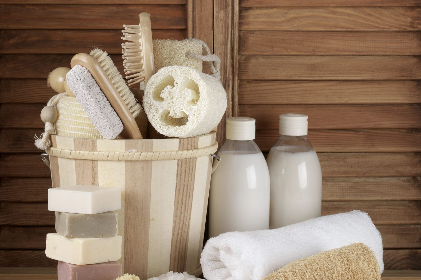 Ask Jennifer Adams: Spa-inspired product storage when you think there's none