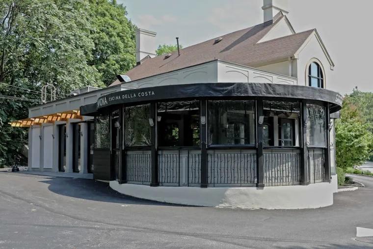 Savona Restaurant in Gulph Mills.