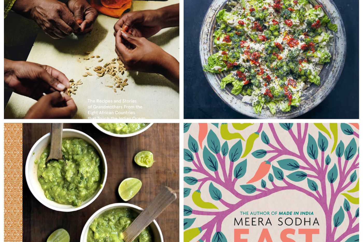 Miss traveling? This year's cookbooks will take you around the world.
