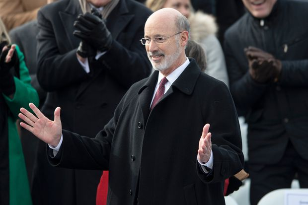 Gov. Wolf unveils budget: More money for public schools and a higher minimum wage