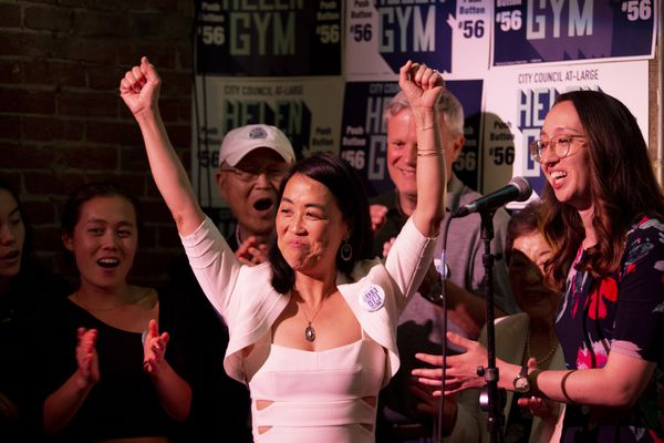 Philly's AOC? How Helen Gym became the city's most progressive Council member.