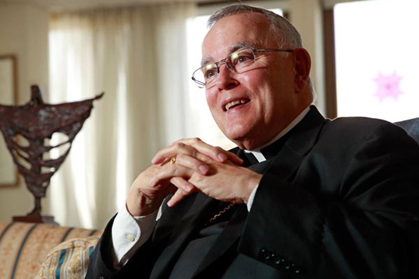 Philly's Archbishop Chaput: 'Only a fool' can believe gun control will solve mass violence