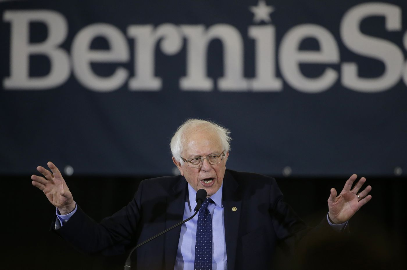 Bernie Sanders releases 10 years of tax returns, details millionaire status