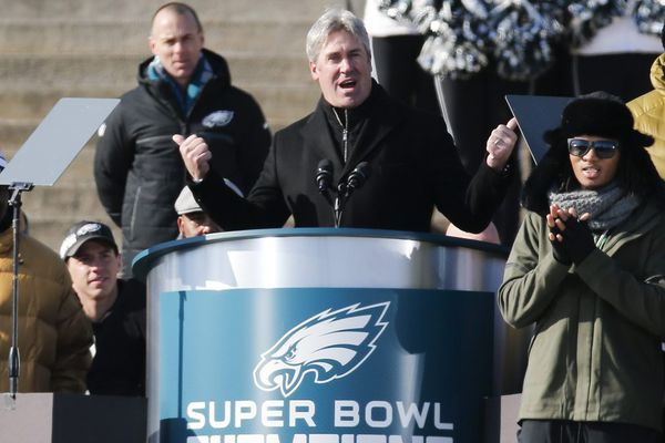 Eagles' Doug Pederson returns to familiar message as Super Bowl champs reckon with 3-4 record: They've 'written us off'