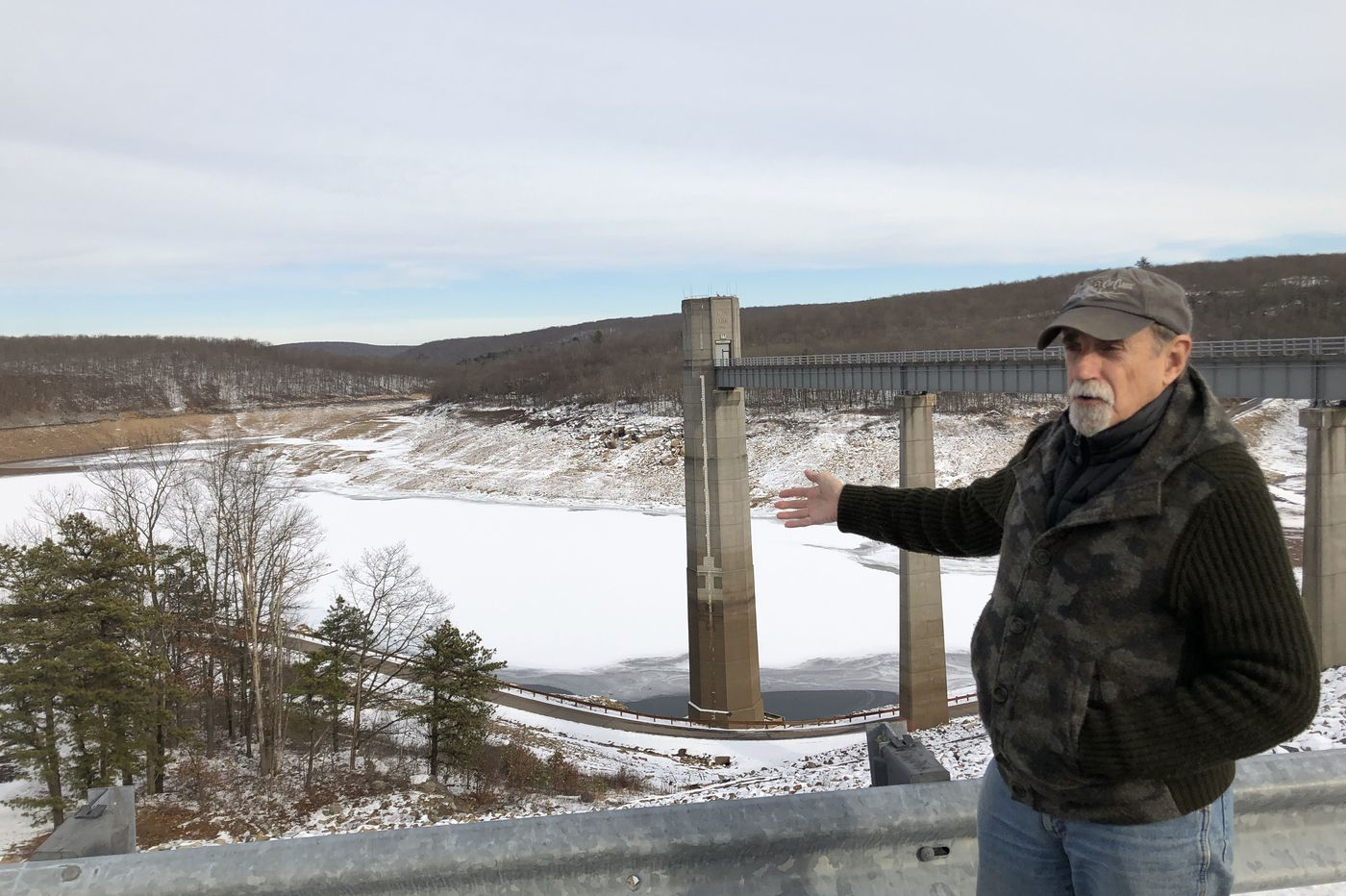 Whitewater fans fear change at Lehigh dam, wonder why New York City is involved