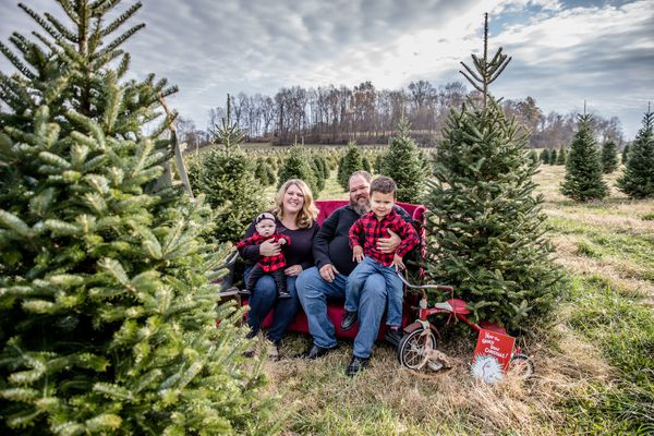 Parent Trip: For Emily and Matt Felty, children were at the top of their life plan