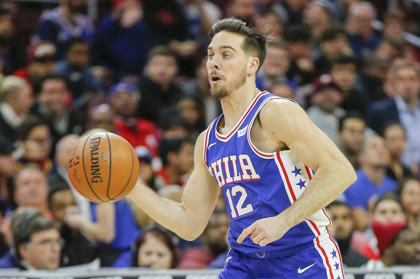 Sixers' T.J. McConnell to miss Bulls game to attend father-in-law's funeral