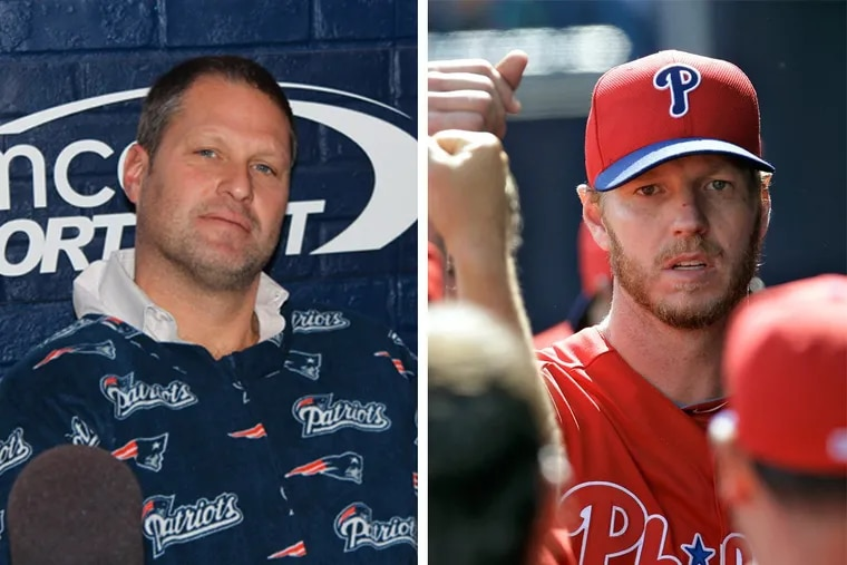 Boston sports radio host Michael Felger is under fire for an offensive rant aimed at former Phillies pitcher Roy Halladay, who died in a plane crash on Tuesday.