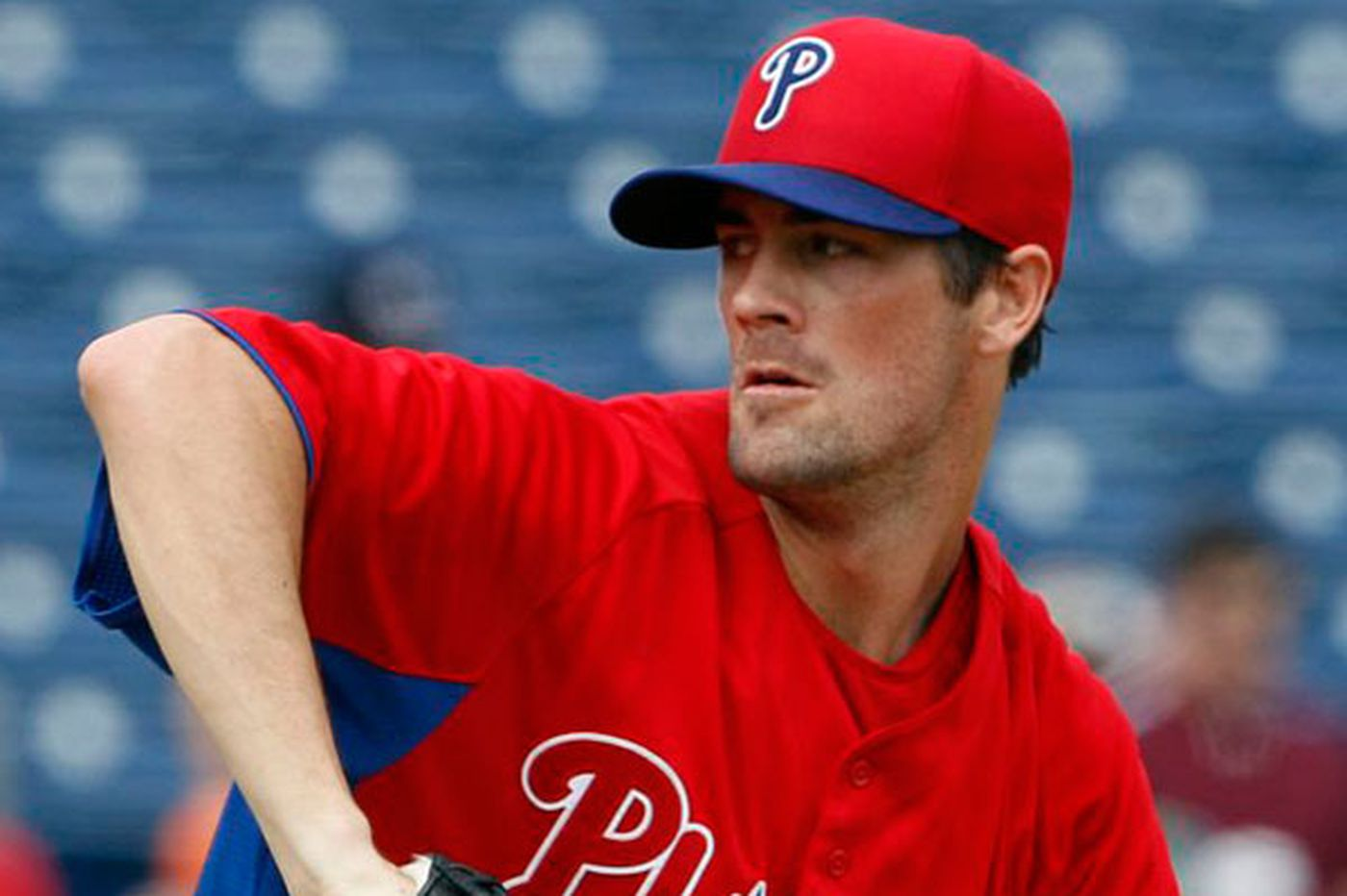 Cougars want Cole Hamels on their mound