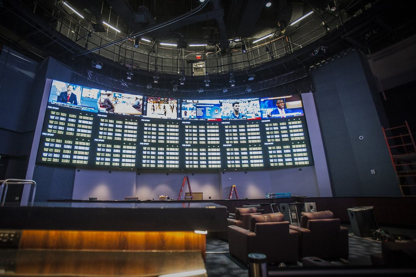 Scouting the Atlantic City sportsbooks ahead of NFL Week 1