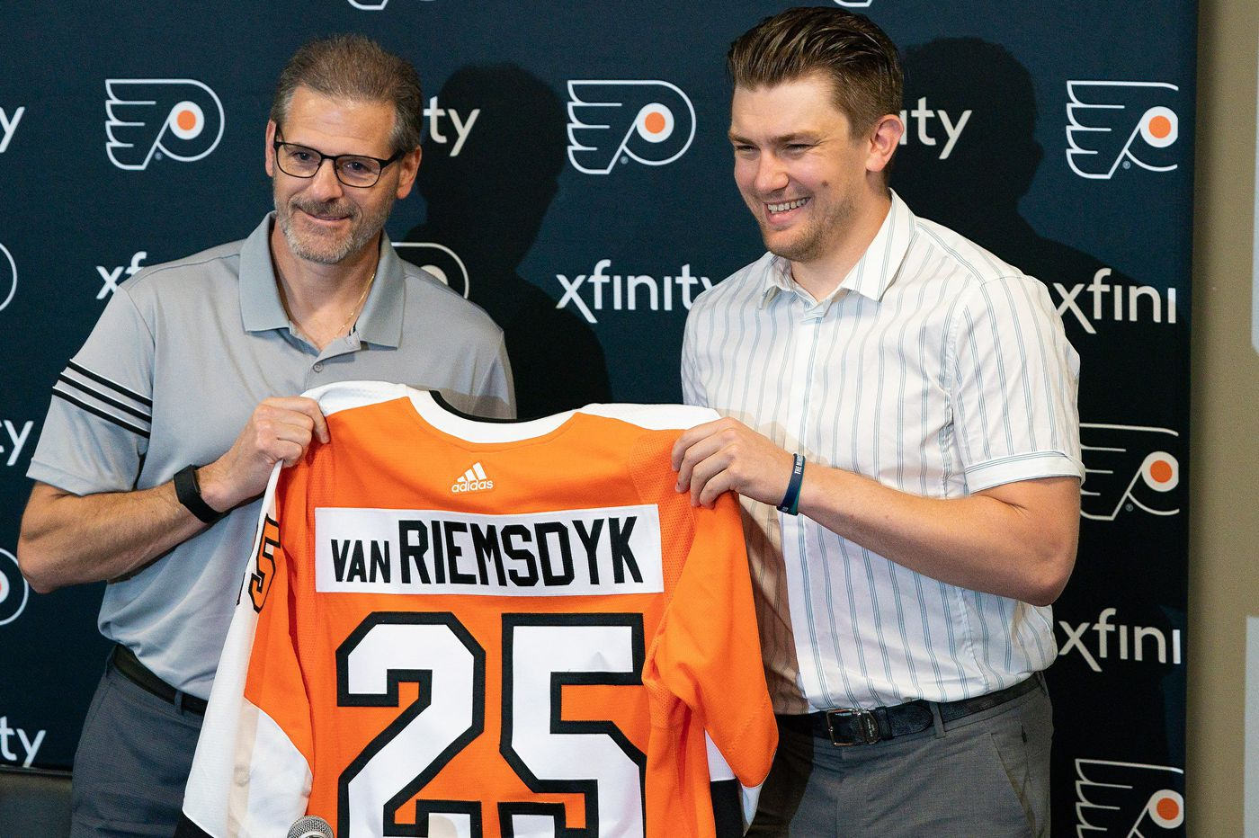 Flyers, with two dynamic lines, have higher expectations with training camp about to start