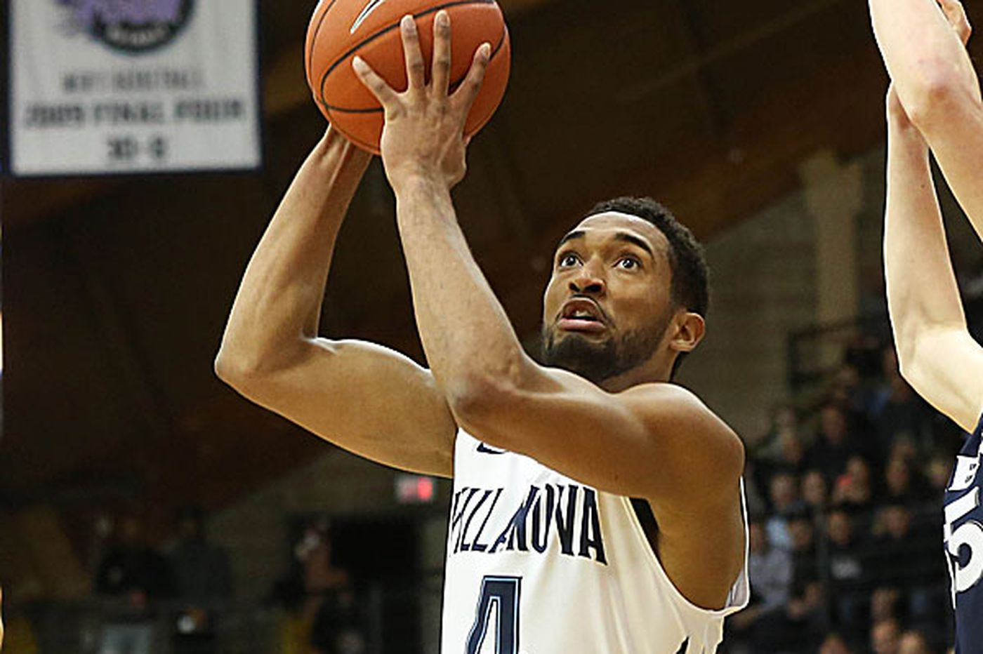 Hilliard in line for Big East honor