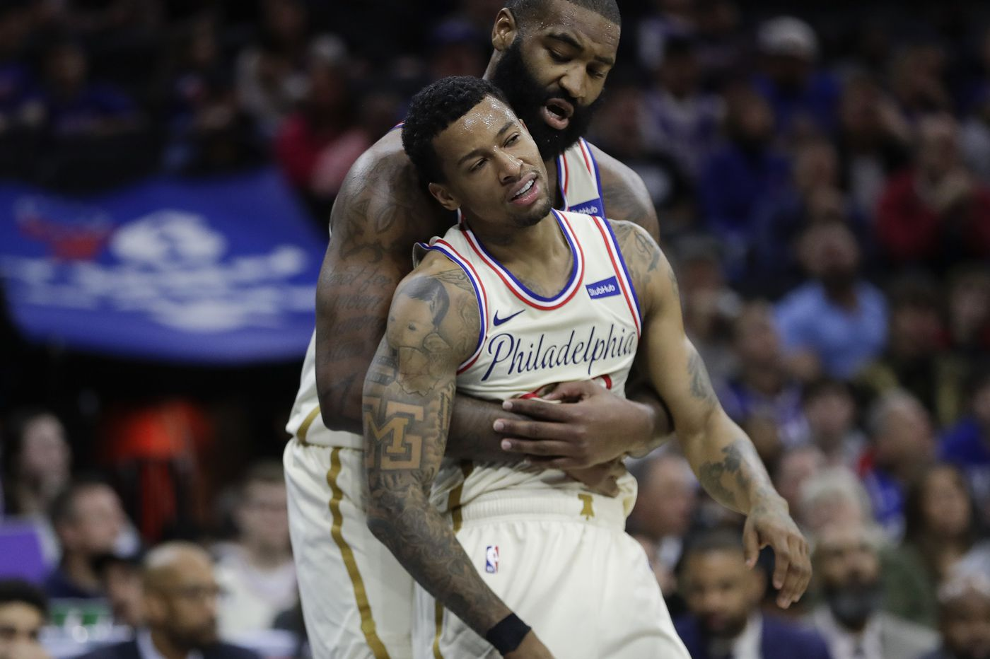 Sixers waive Trey Burke; Jonah Bolden, Kyle O'Quinn's futures uncertain