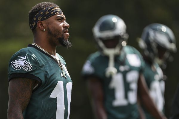 Eagles cancel practice in favor of walk-through as Doug Pederson cites short week and injuries