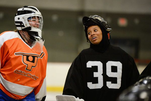For female Philly hockey hotshots, an opportunity of a lifetime