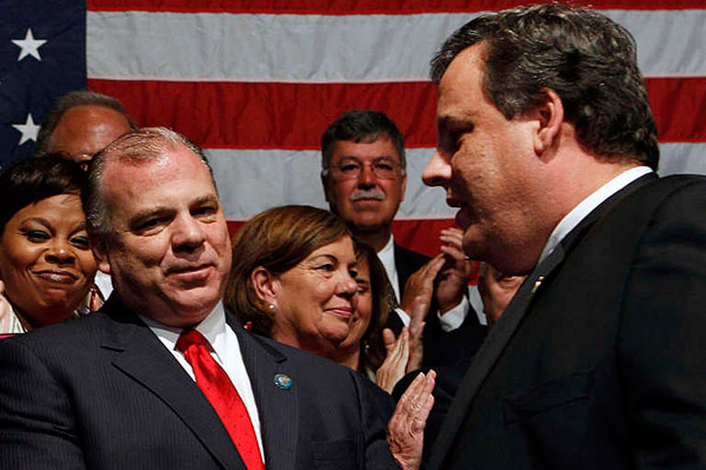 Christie, Democrats blame each other for ethics inaction