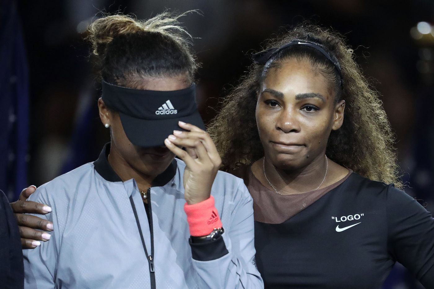 Serena Williams' loss is a fabulous, winning lesson for girls | Perspective