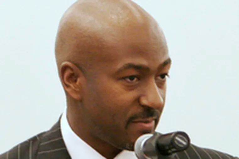 The Rev. Kevin R. Johnson of Bright Hope Baptist Church, selected to buy a shuttered school in North Philadelphia.
