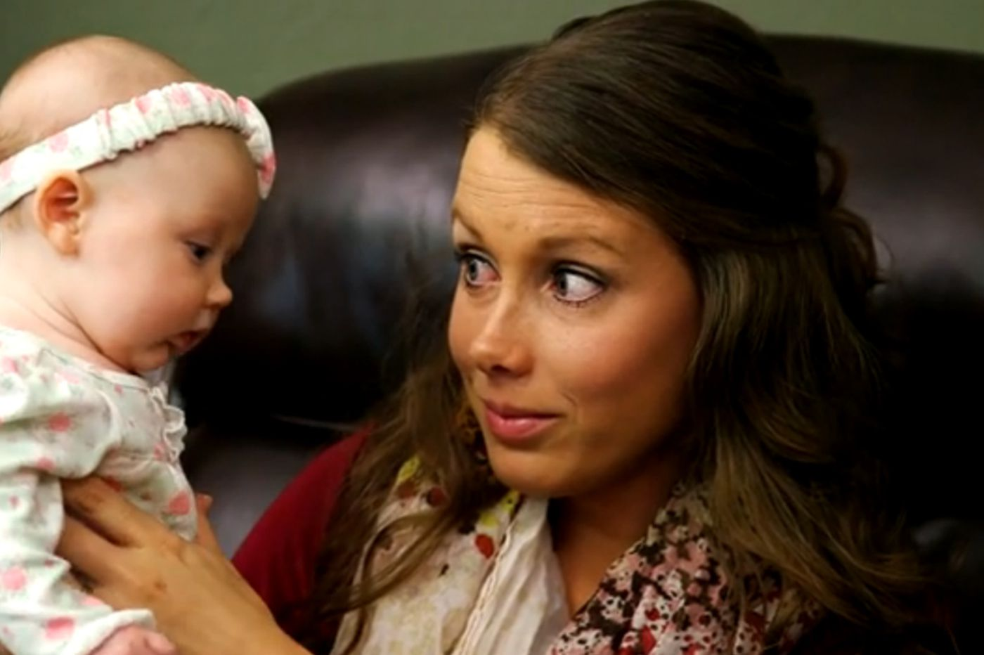 Sideshow: Anna Duggar speaks - for TV