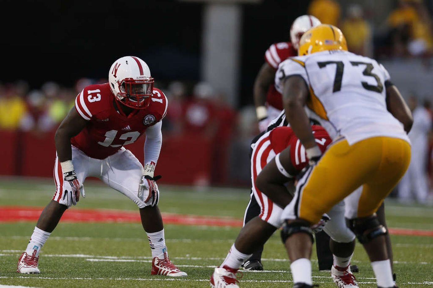 Anderson wants to put finishing touch on Nebraska career
