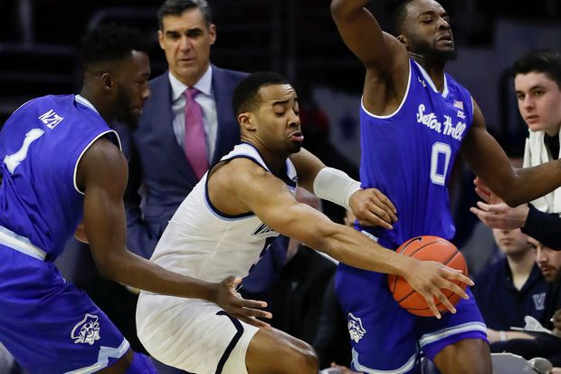 Phil Booth keeps on doing Phil Booth things for Villanova | City 6 observations