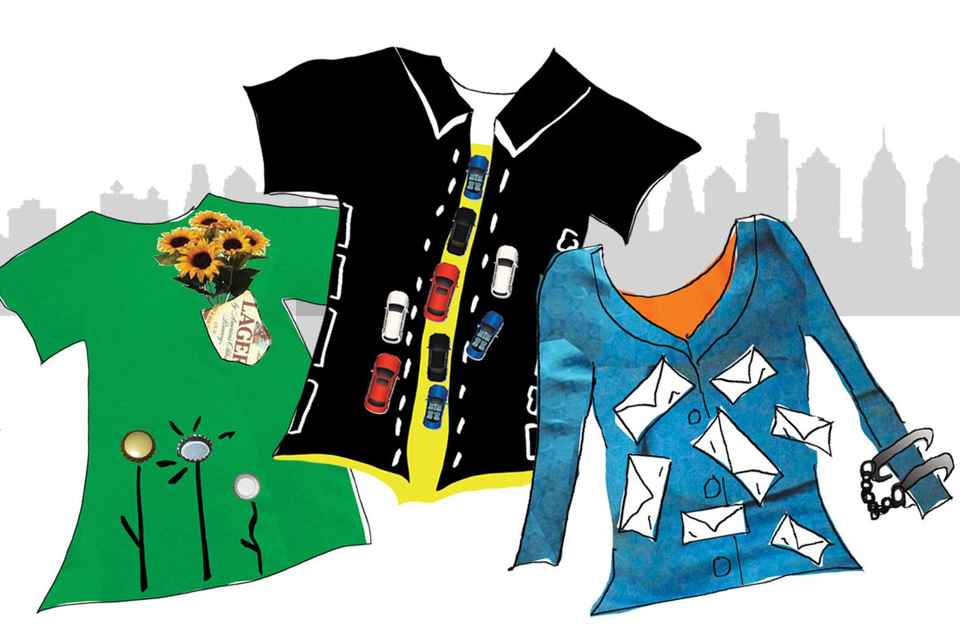 Your guide to a last-minute, Philly-themed Halloween costume