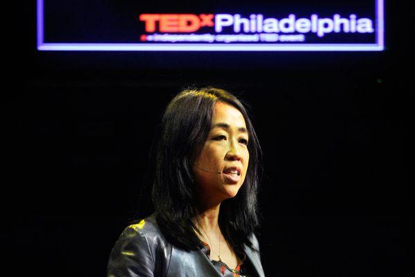 A national honor for Philadelphia activist Helen Gym