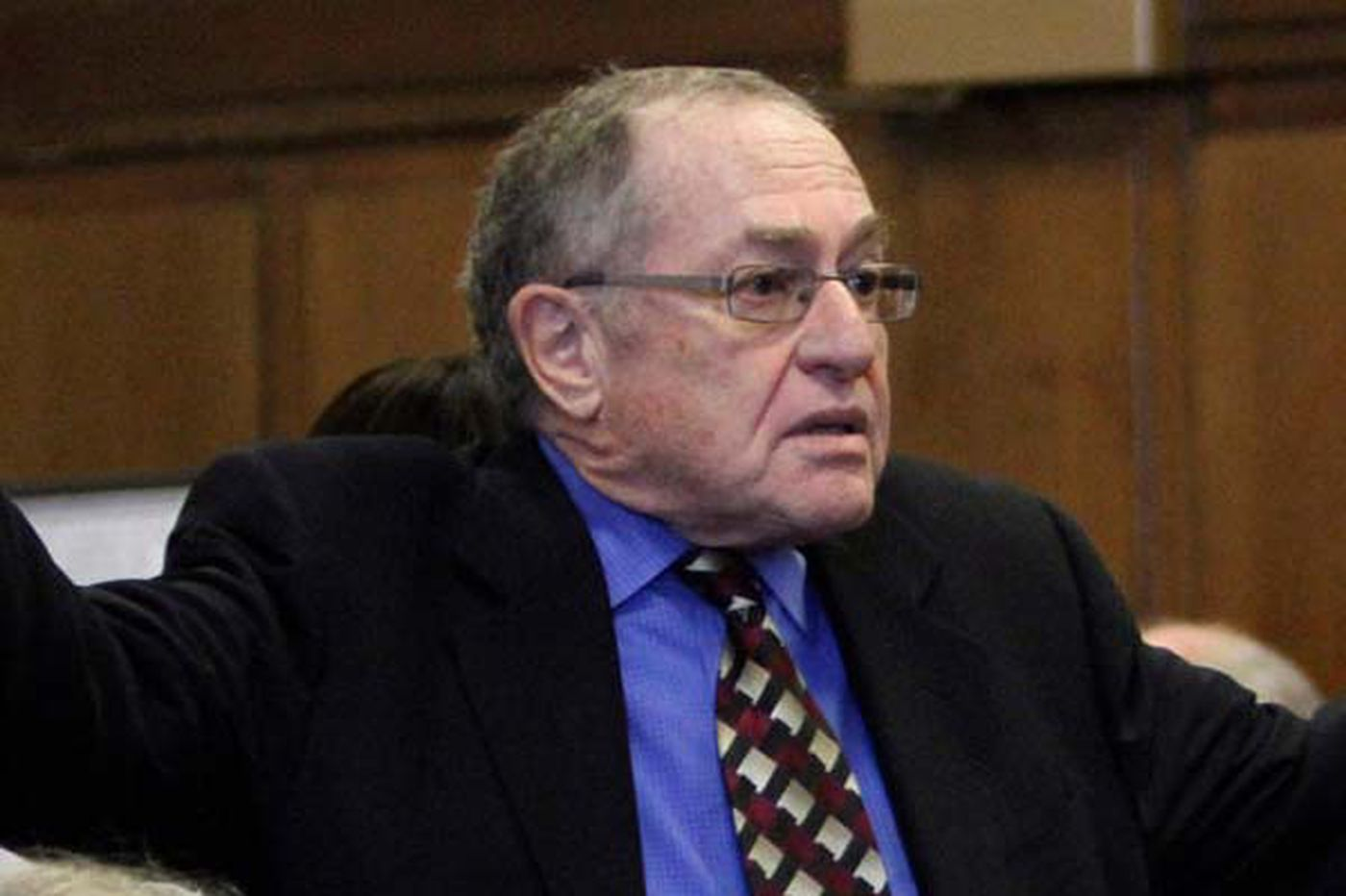 The Pulse: Dershowitz and his life at Harvard Law