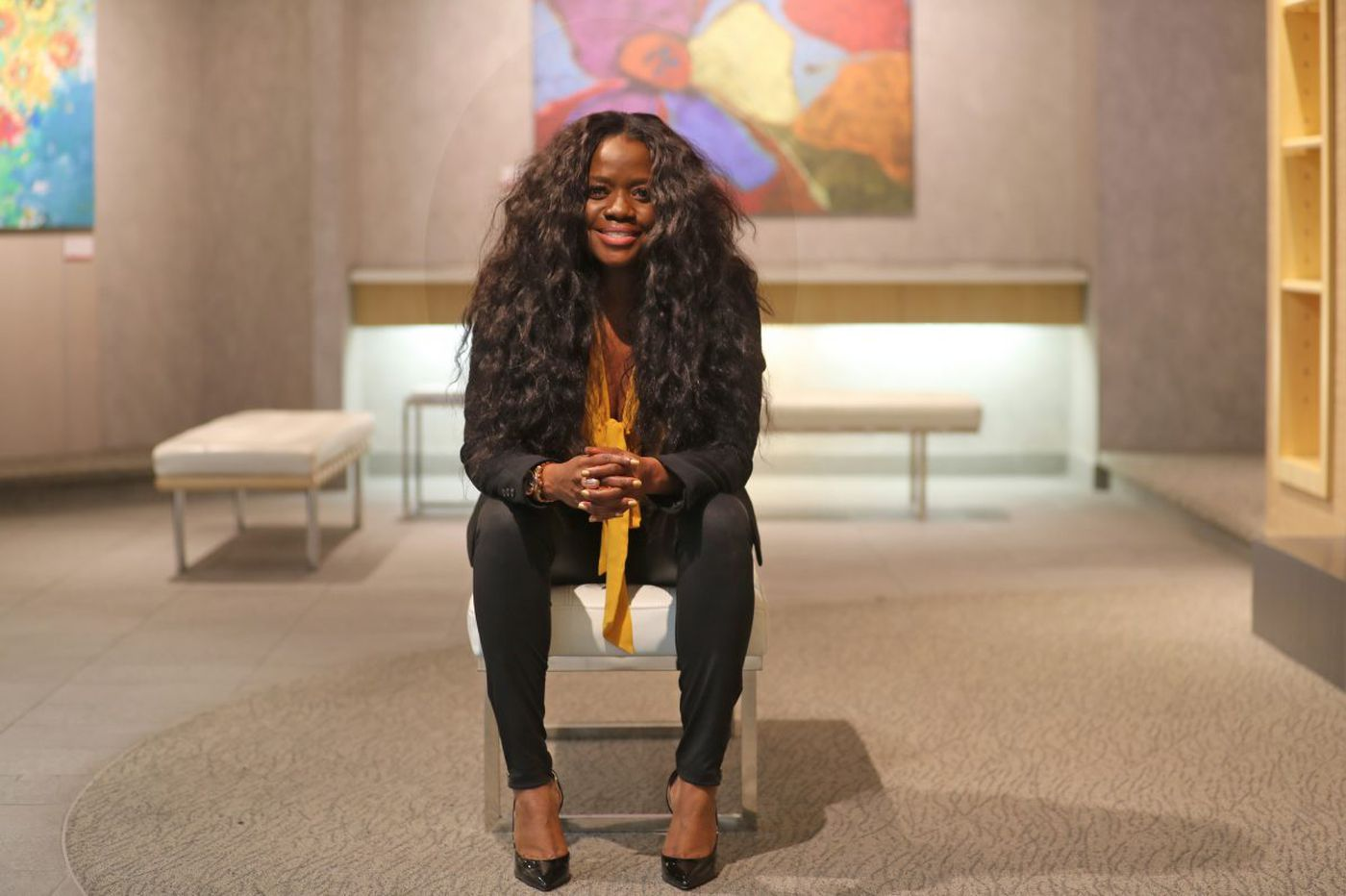 Behind Philly's 'The Made Man' event is a made woman.