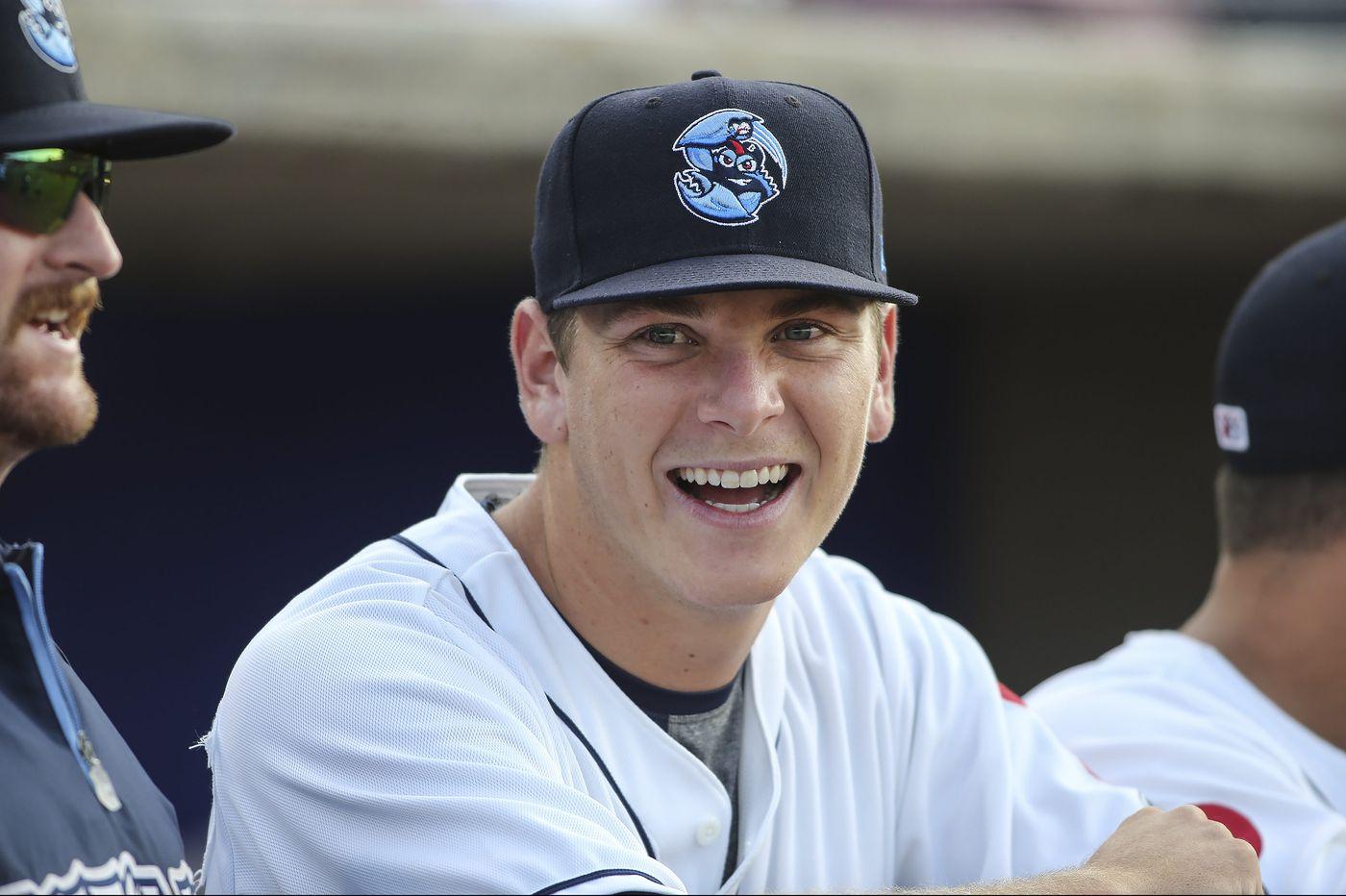 Phillies' top 25 minor-league prospects: Spencer Howard, Alec Bohm lead list