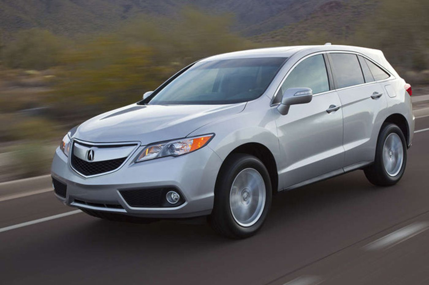 Acura RDX ride gets even smoother