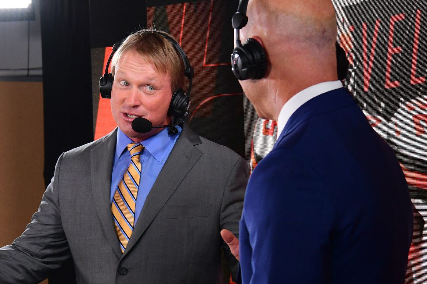 Jon Gruden rumor creates problems for ESPN and the NFL