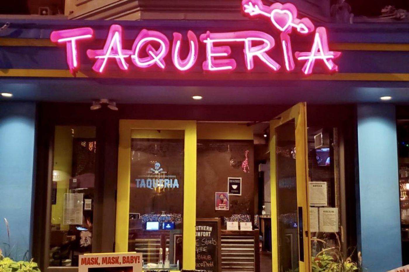 Taqueria Feliz in Manayunk rebrands as Taqueria Amor