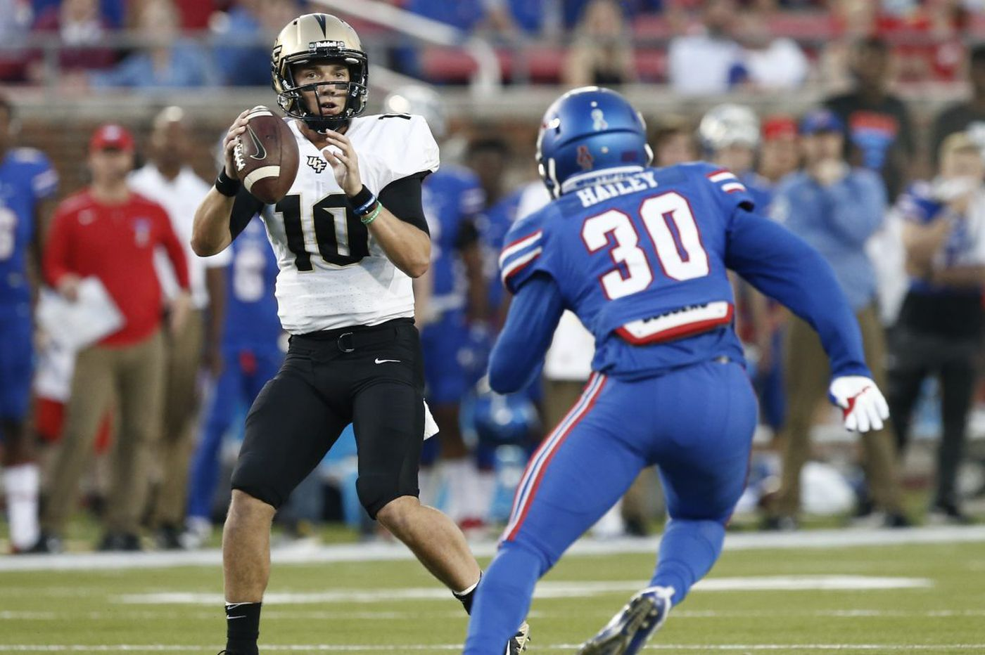 Is UCF showing signs of vulnerability? | AAC football notes