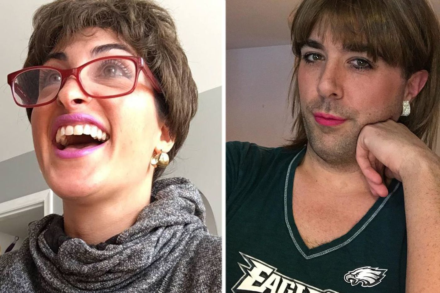 Have you met Aunt Terri or Aunt Mary Pat? Fandom grows for Delco internet personalities