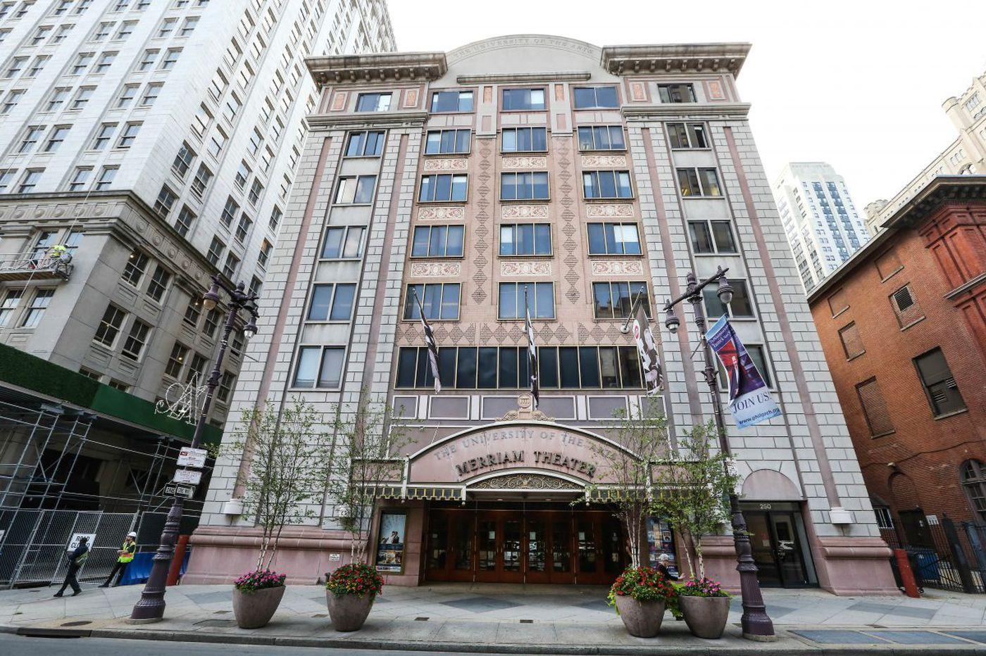 Kimmel Center scraps plan for tower above Merriam Theater