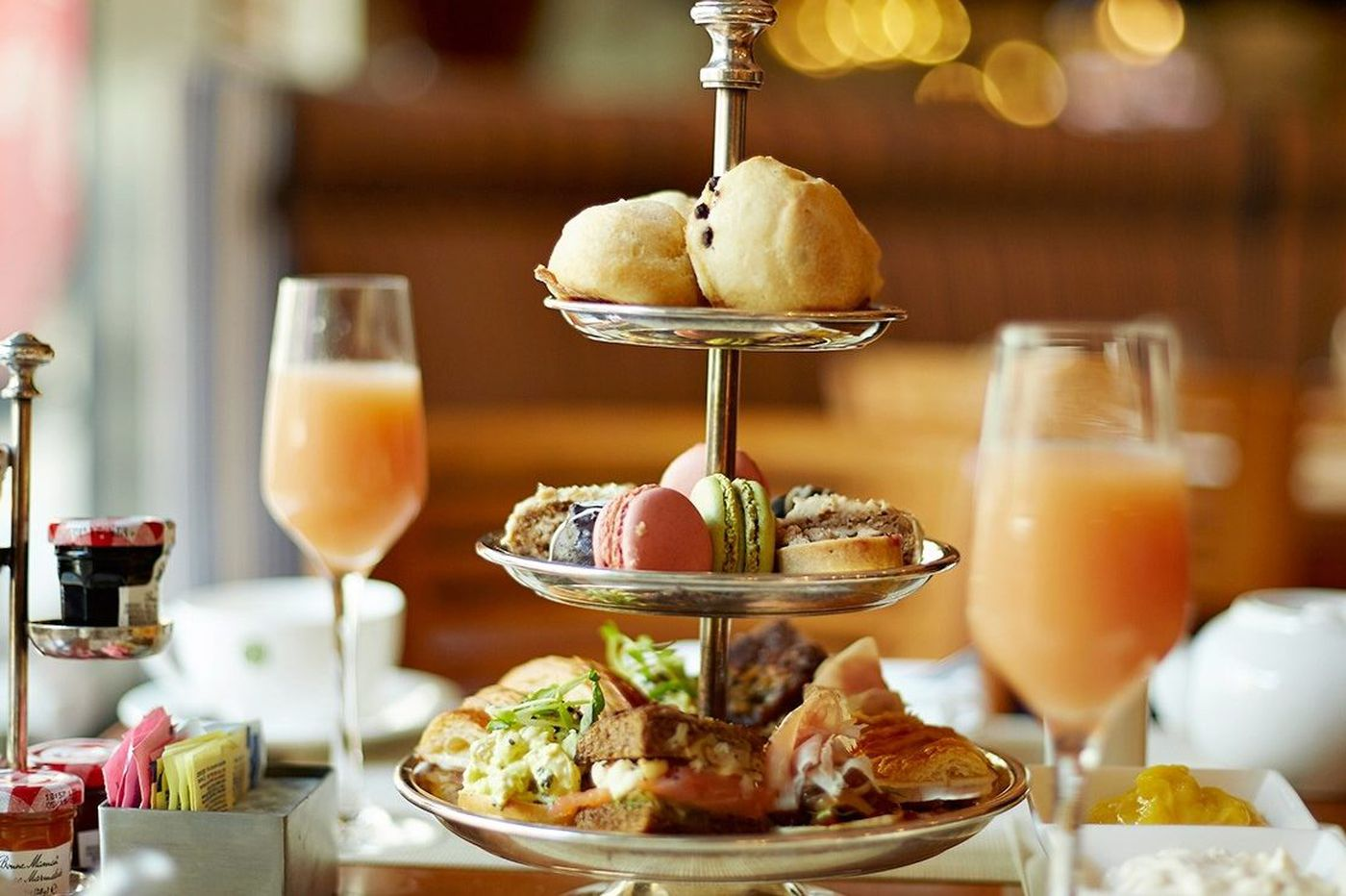The best places in Philadelphia for afternoon tea