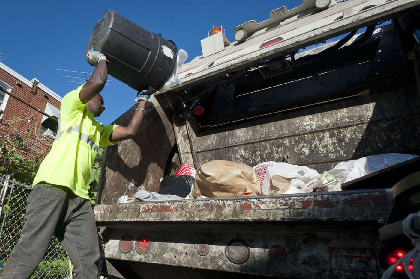 How early can you put out your trash in Philly? Your garbage questions, answered.