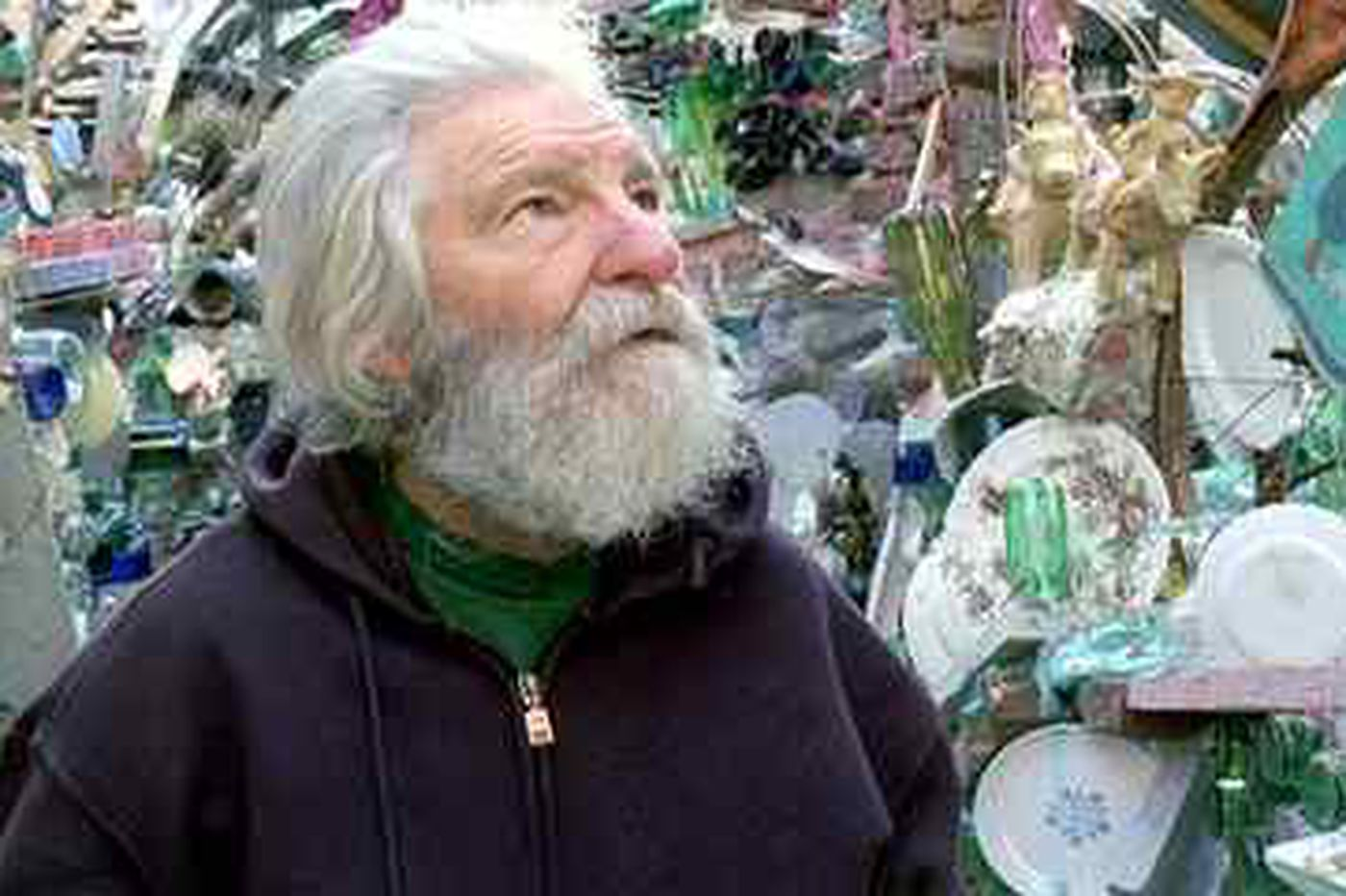 Magic Gardens creator Isaiah Zagar turns 80 on Monday — and you're invited to celebrate