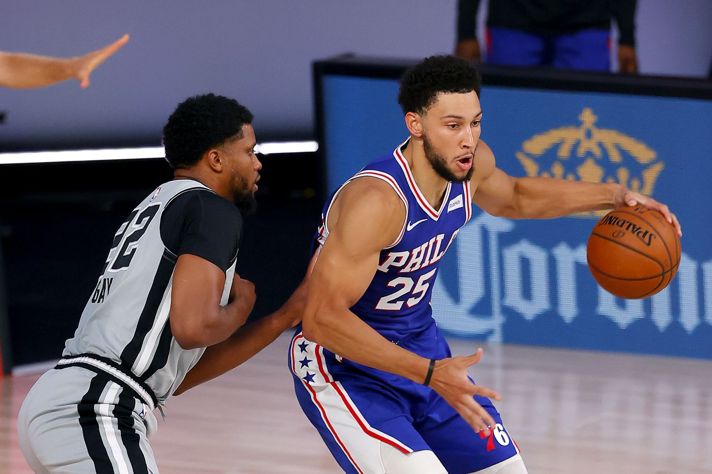 Sixers podcast: Early observations at NBA restart after two seeding games