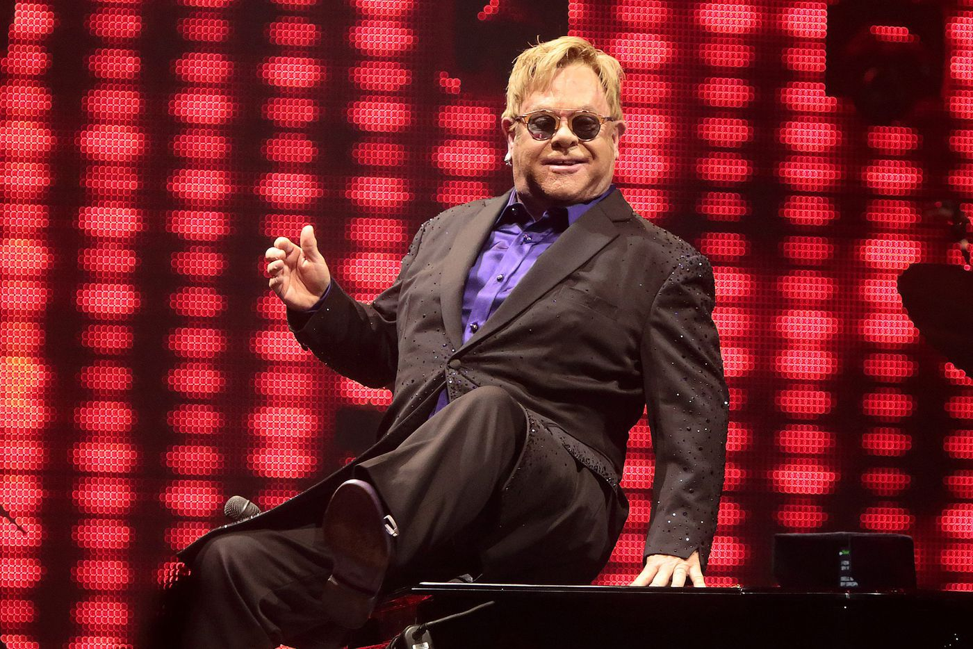 Elton John to Philly: 'Thank you for all the wonderful music you've given the world over so many years'