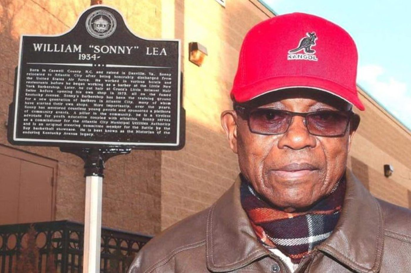William 'Sonny' Lea, 83, iconic Atlantic City barber who mentored children