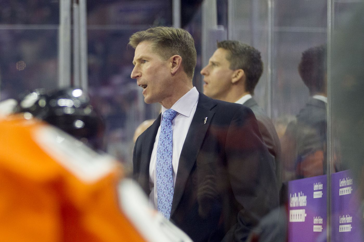 Flyers deny report that Joel Quenneville will replace Dave Hakstol