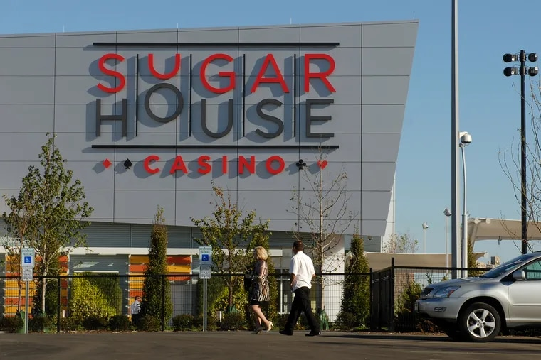 The SugarHouse Casino in Philadelphia is one of nine Pennsylvania casinos that have applied for licenses to provide online betting, or iGaming.