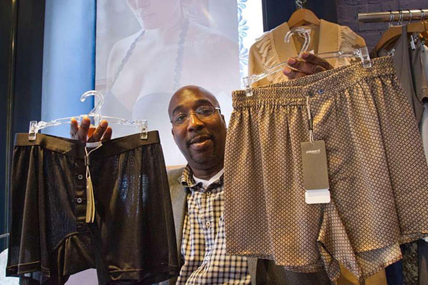 Mirror, Mirror: This holiday season retailers betting on the men
