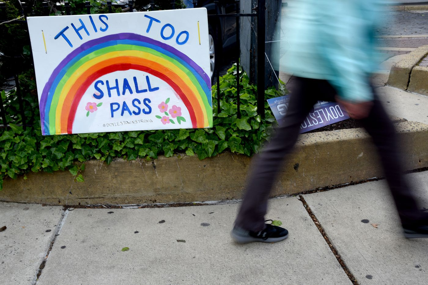 An additional 2.4 million Americans file for unemployment, but claims drop in Pa. as some counties reopen